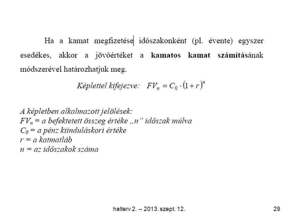 halterv 2. -- 2013. szept. 12.29