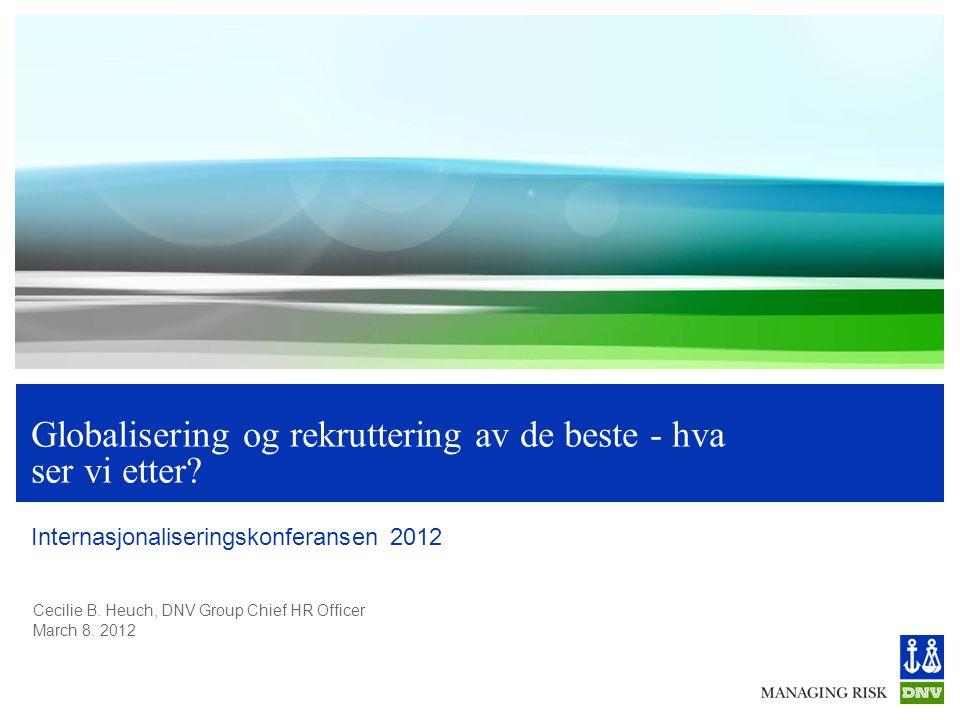 © Det Norske Veritas AS.All rights reserved.