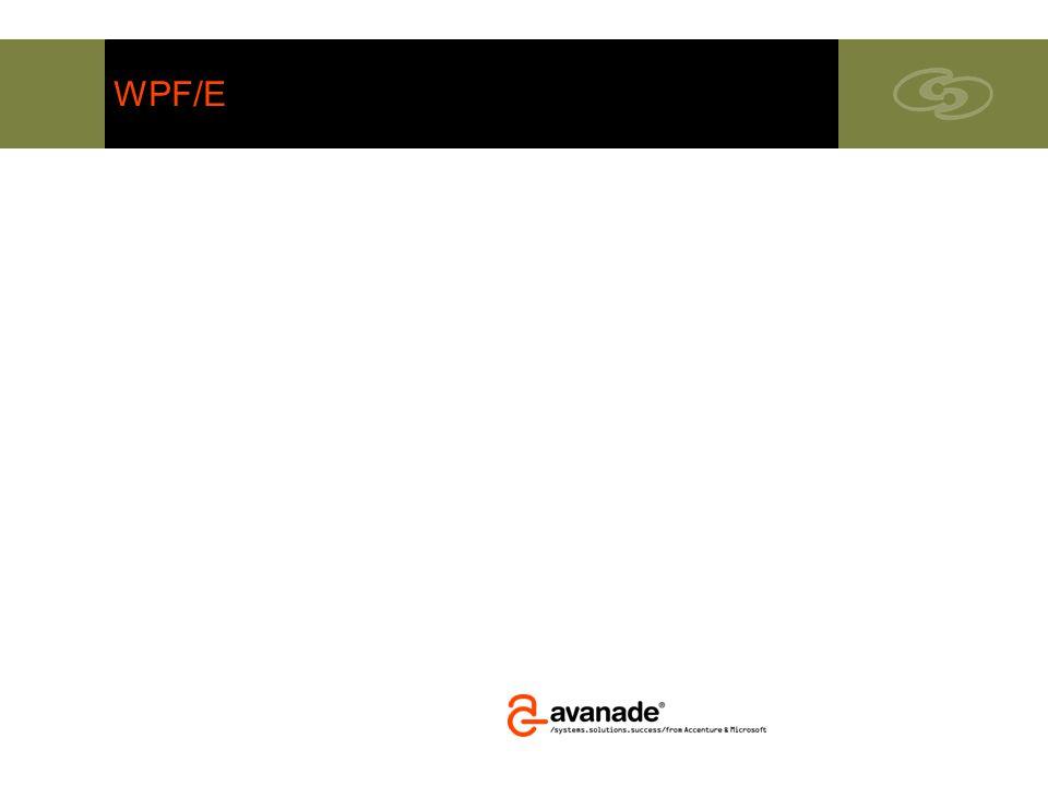 WPF/E