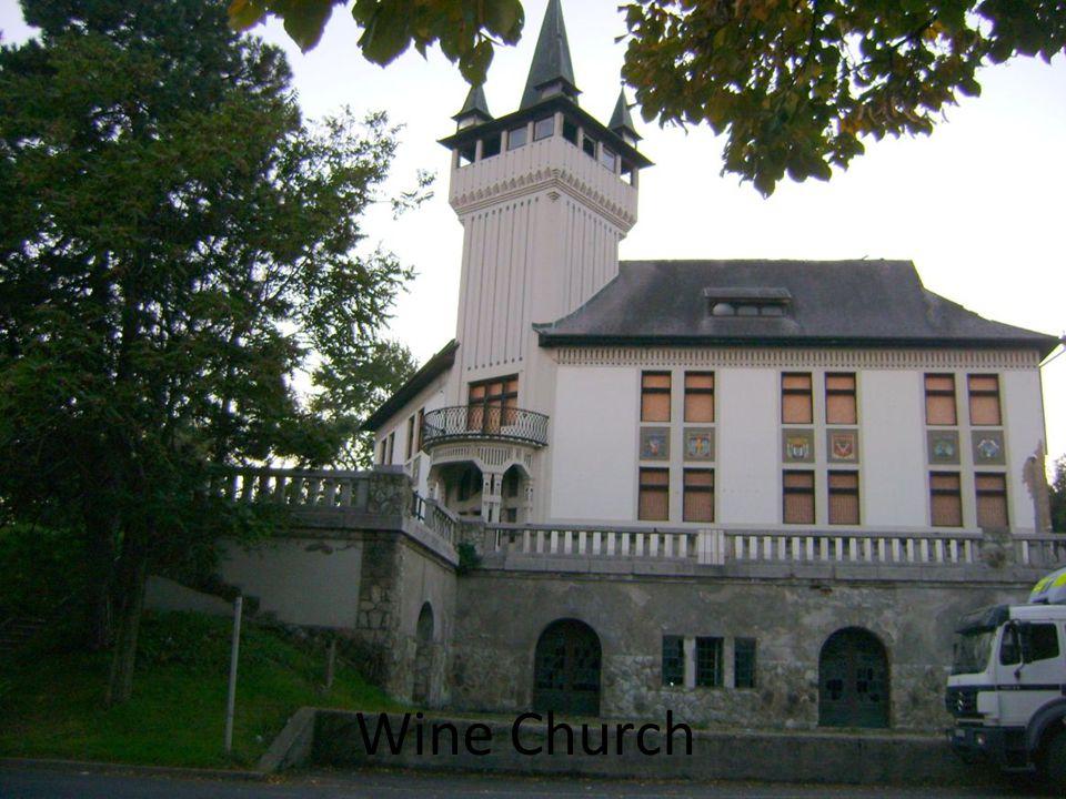 Wine Church