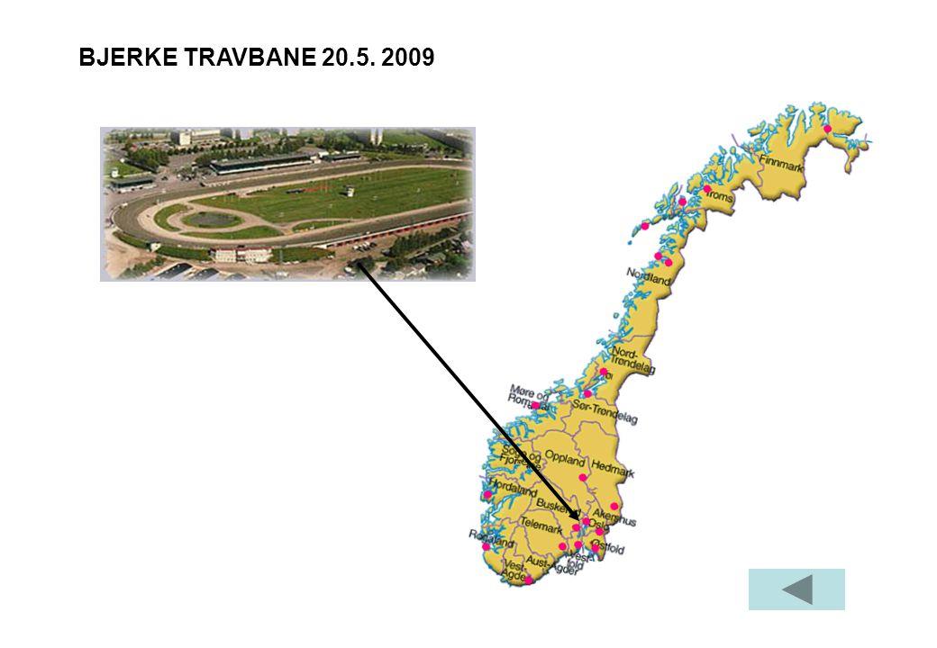 BJERKE TRAVBANE 20.5. 2009