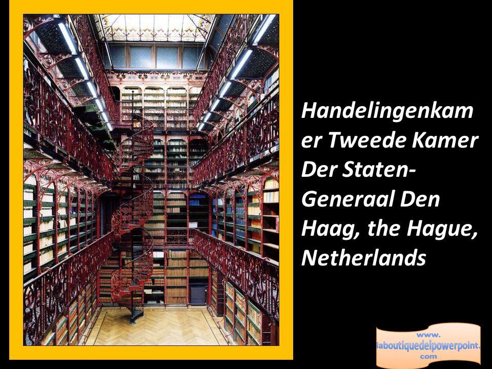 Handelingenkam er Tweede Kamer Der Staten- Generaal Den Haag, the Hague, Netherlands