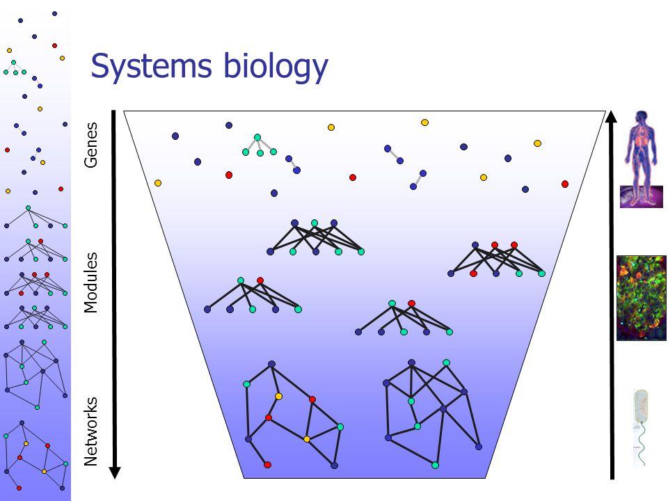 Probabilistic models Integrative genomics Regulatory modules Cellular networks Case Project concept Case