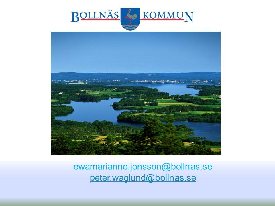 ewamarianne.jonsson@bollnas.se peter.waglund@bollnas.se