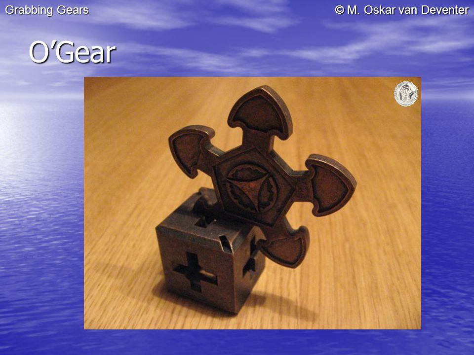 © M. Oskar van Deventer O'Gear Grabbing Gears