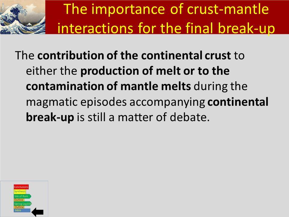 Klik om het opmaakprofiel te bewerken Klik om de opmaakprofielen van de modeltekst te bewerken – Tweede niveau Derde niveau – Vierde niveau » Vijfde niveau 14 VRM tectono-magmatic crustal zones Modified after Meyer et al (2009b) Rum
