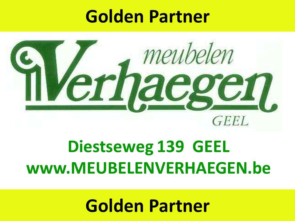 Golden Partner Diestseweg 139 GEEL www.MEUBELENVERHAEGEN.be