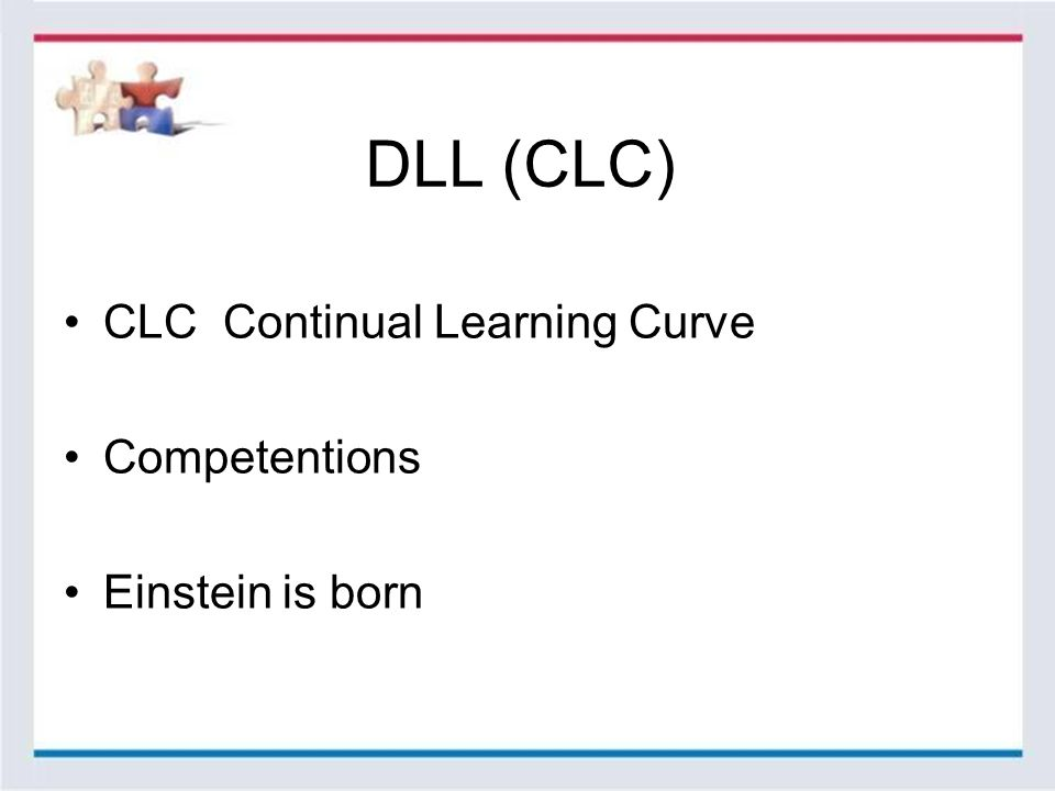 Einstein becomes competent (he learns) What have we learnend so far? Results