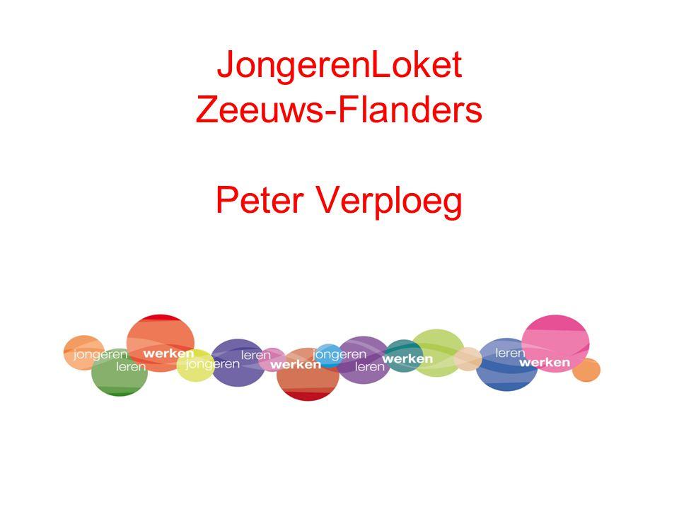 JongerenLoket Zeeuws-Flanders Peter Verploeg