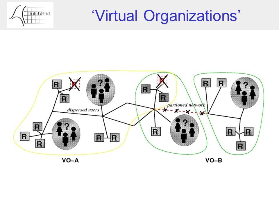 'Virtual Organizations'