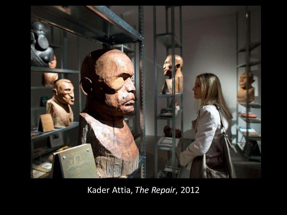 Kader Attia, The Repair, 2012