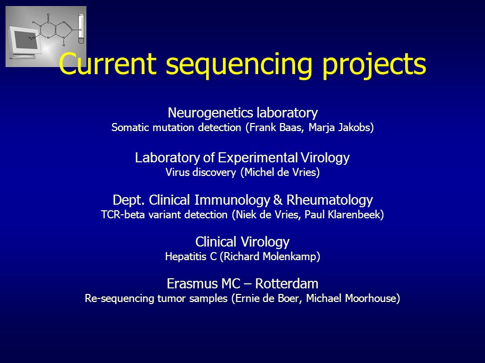 Identify V, J and segment IMGT website: reference sequences BLAT all roche sequences against 3 references Selection: only store first hit per reference MID C J CDR3 V MID J CDR3 V