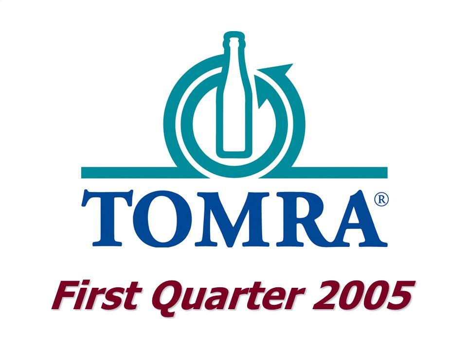 1 First Quarter 2005
