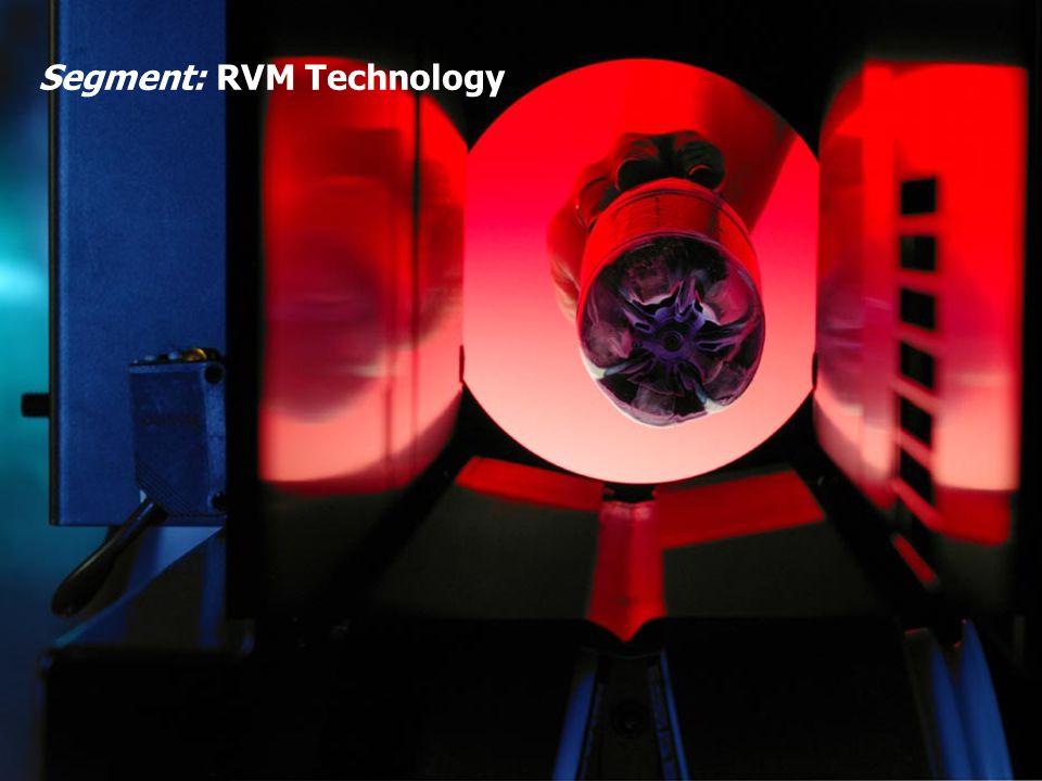 3 Segment: RVM Technology