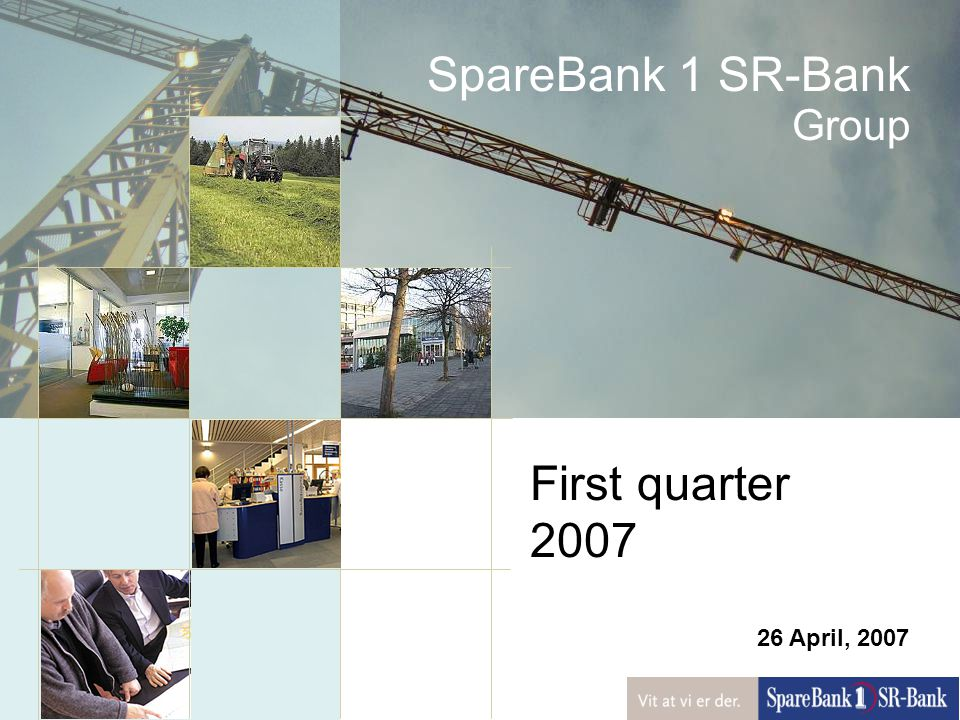 Page 12 Net return on investment securities - High group profit contribution from SpareBank 1 Group