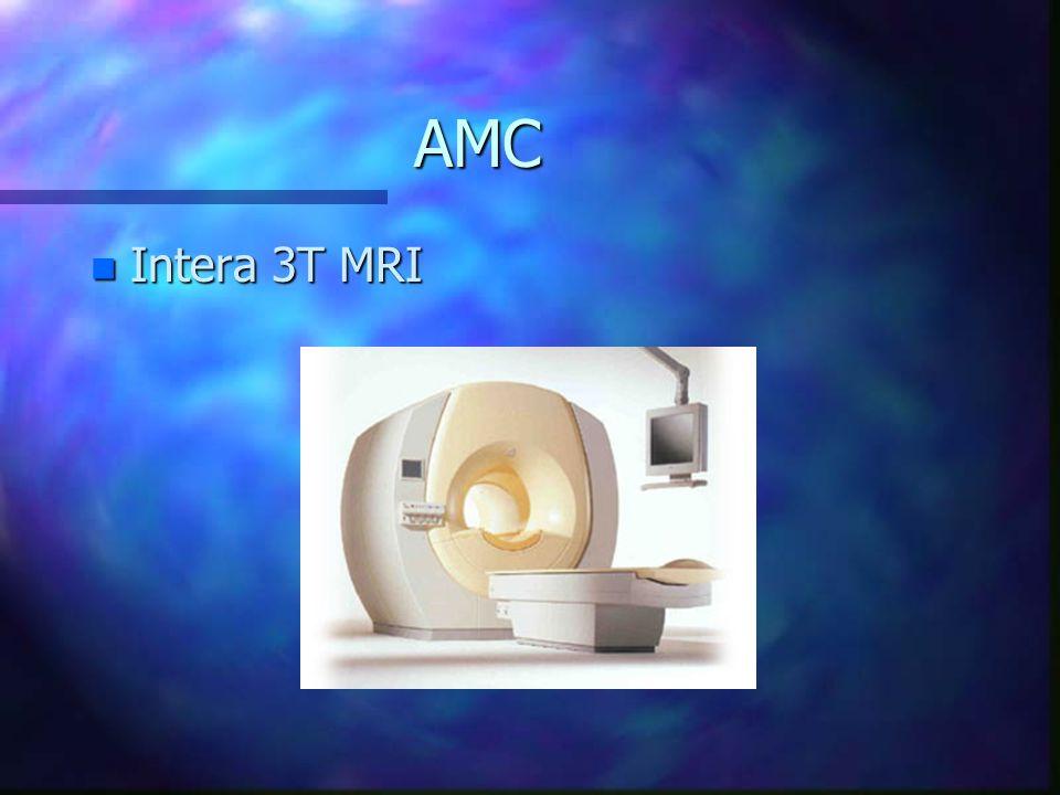 AMC n Intera 3T MRI