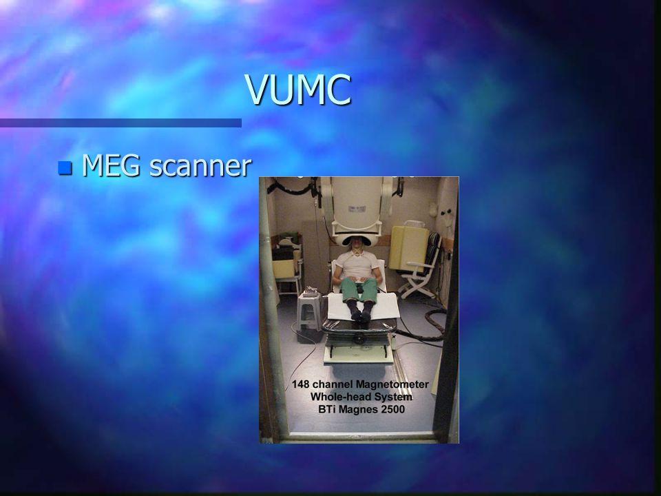 VUMC n MEG scanner