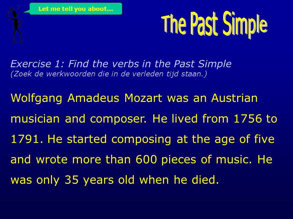 Wolfgang Amadeus Mozart was an Austrian musician and composer.