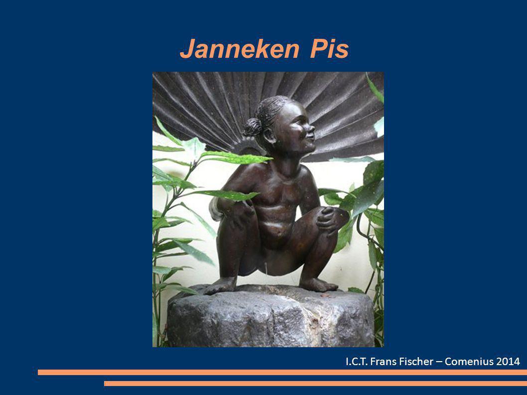 Janneken Pis I.C.T. Frans Fischer – Comenius 2014