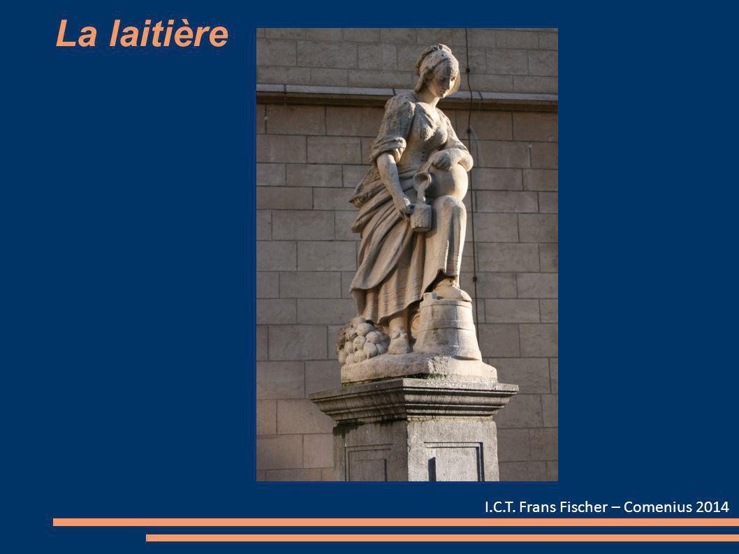 La laitière I.C.T. Frans Fischer – Comenius 2014