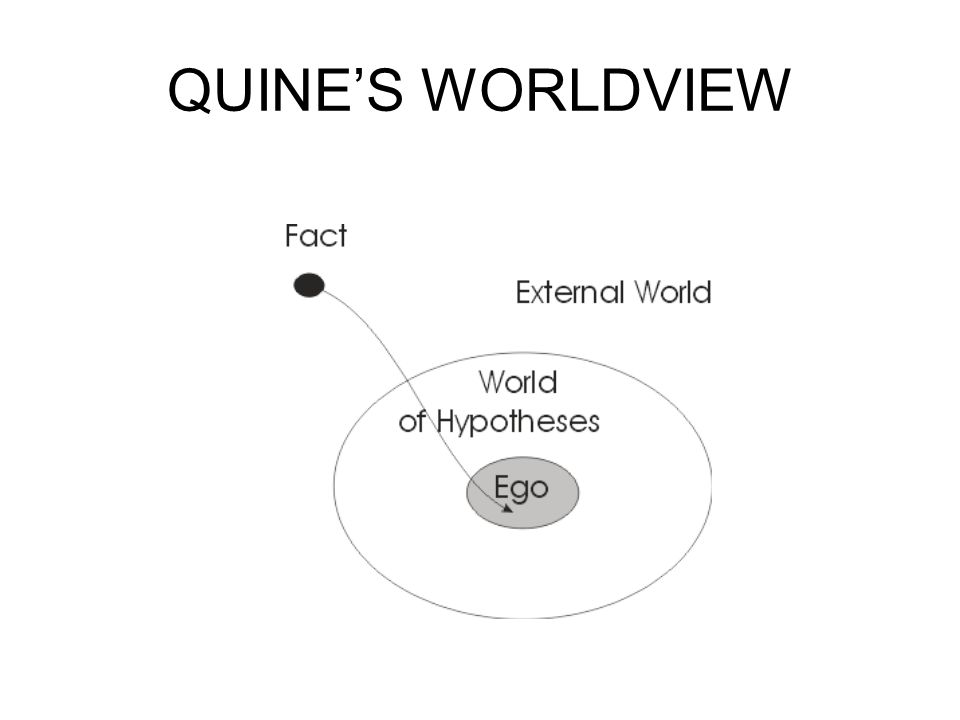 QUINE'S WORLDVIEW