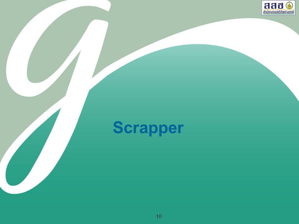 Scrapper 10