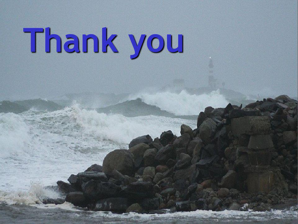 Norwegian Meteorological Institute met.noLPRøed #22Hav og kyst på yr.no Thank you