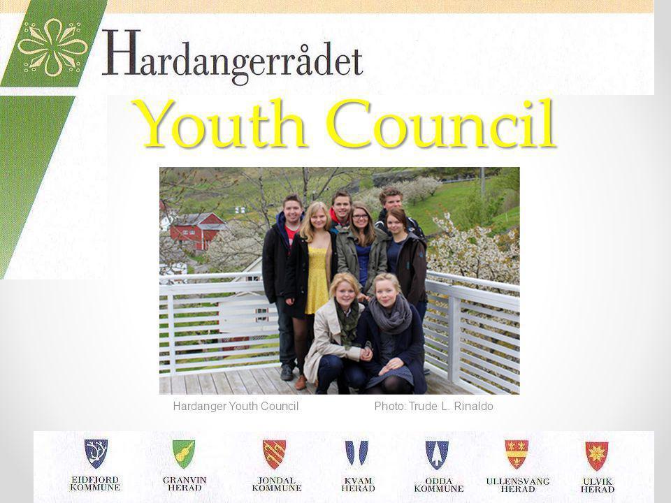 Hardanger Youth Council Hardanger Youth CouncilPhoto: Trude L. Rinaldo