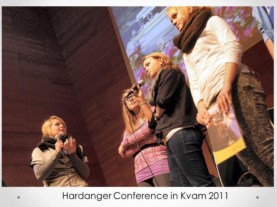 Hardanger Conference in Kvam 2011