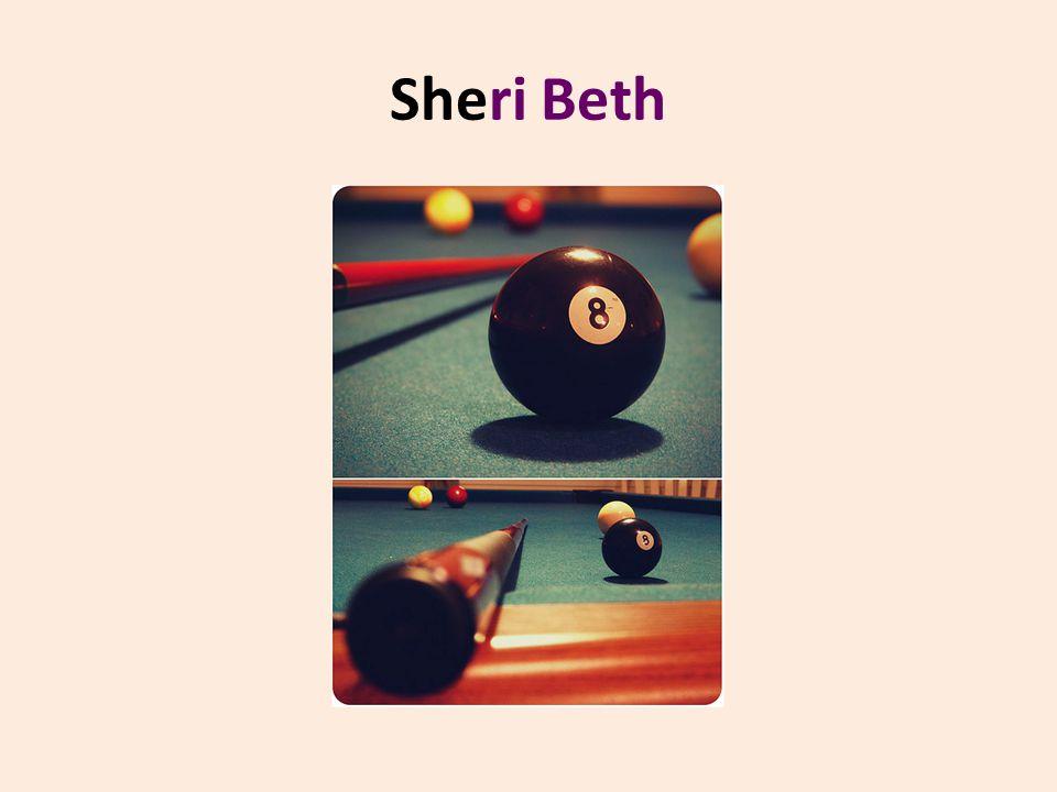 Sheri Beth