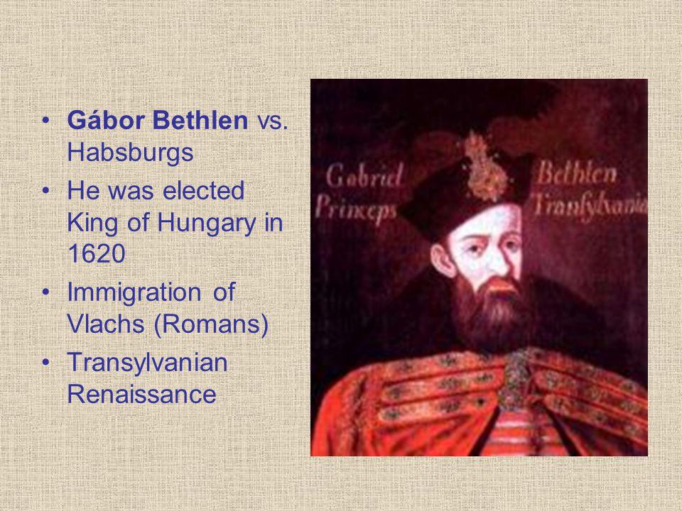 Gábor Bethlen vs.