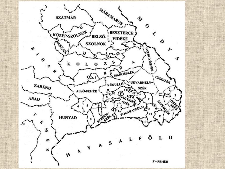 The establishing of the Principality of Transylvania The Ottomans and the Habsburgs John Szapolyai (Szapolyai János) vs.