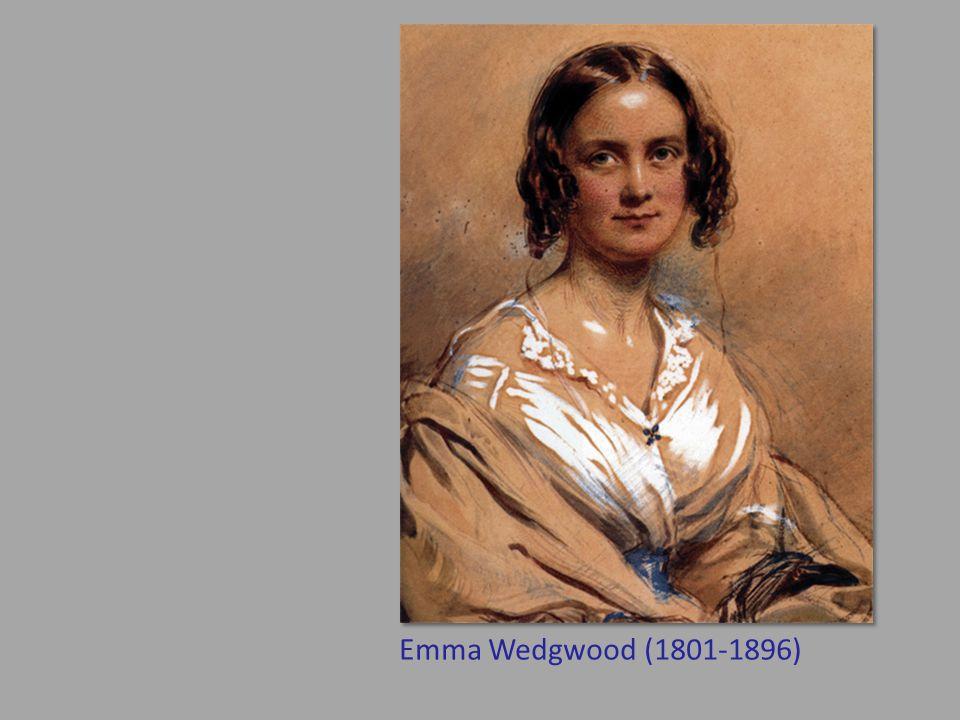 Emma Wedgwood (1801-1896)