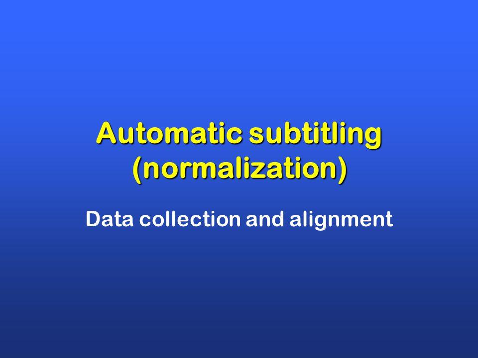 23-7-2014CNTS-Atranos10 Architecture News autocuesSubtitles (semi-)automatic alignment (semi-)automatic data capture Machine Learner Training Data Linguistic Annotation Classifier autocues subtitles