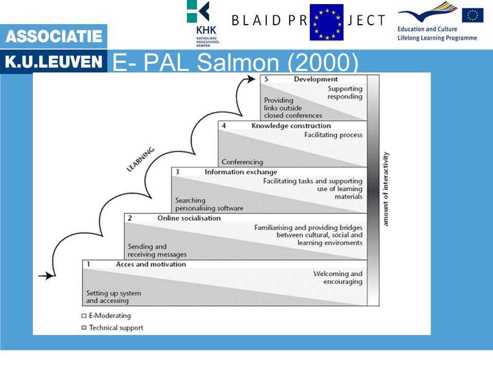 E- PAL Salmon (2000)