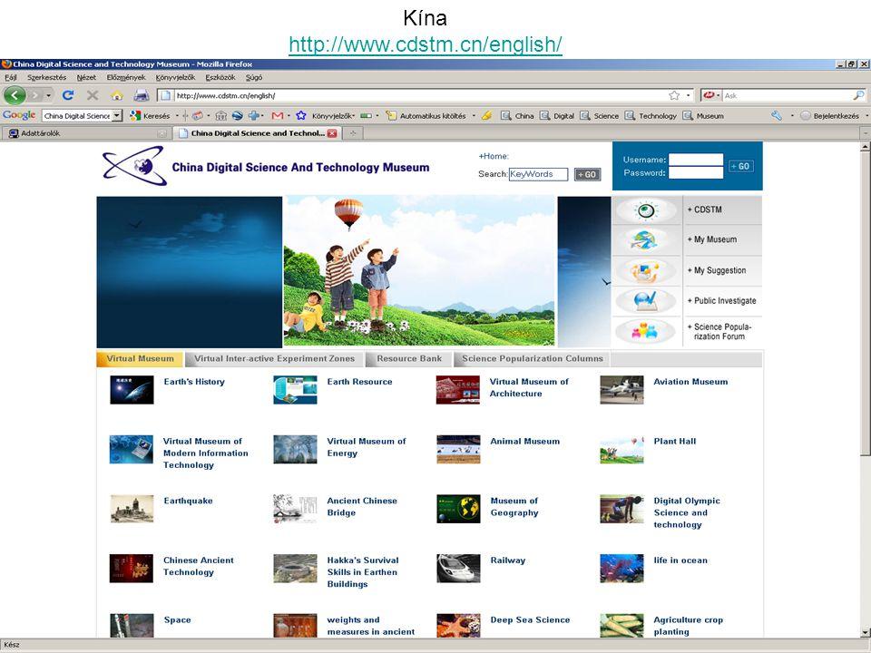 Kína http://www.cdstm.cn/english/