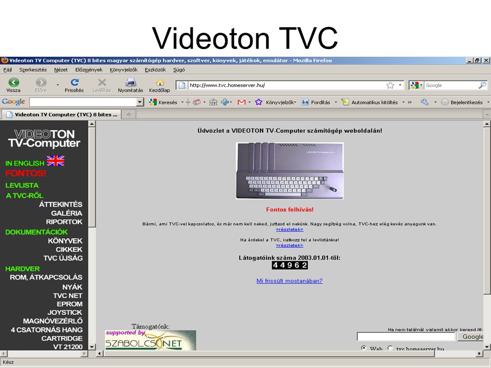 Videoton TVC