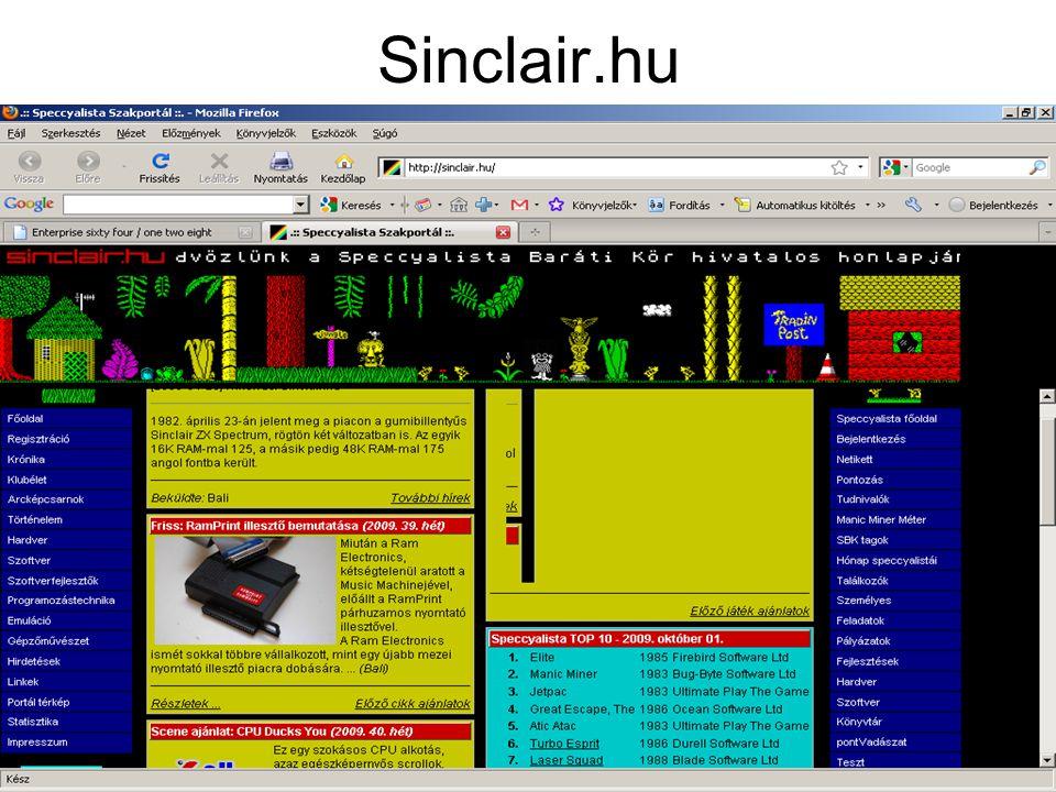 Sinclair.hu