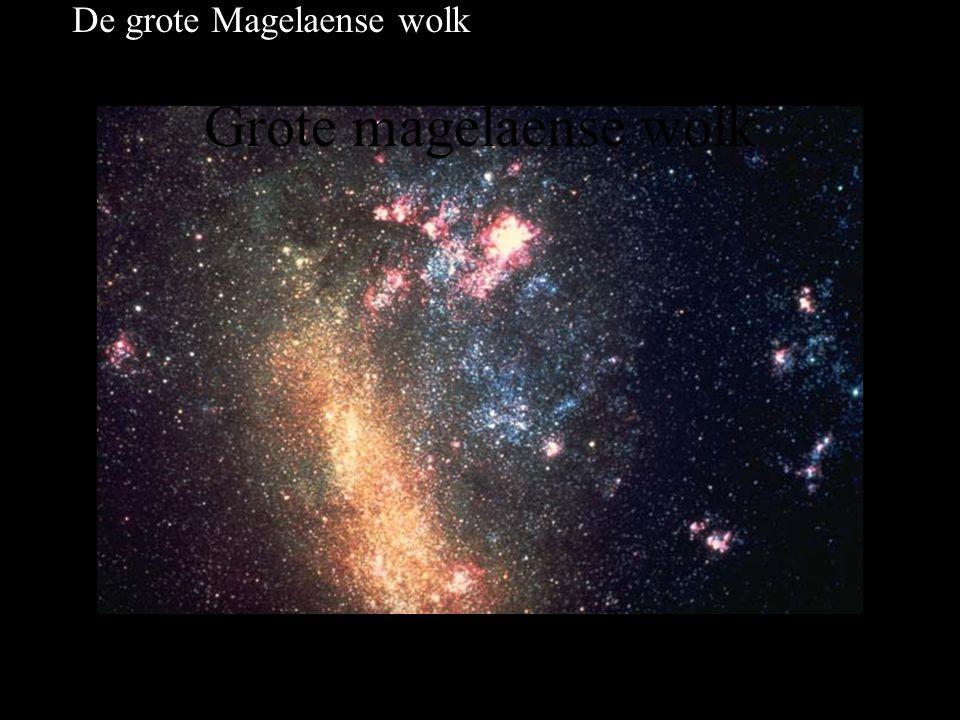 De grote Magelaense wolk Grote magelaense wolk