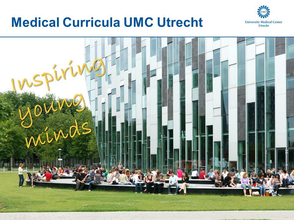 Medical Curricula UMC Utrecht Inspiring young minds