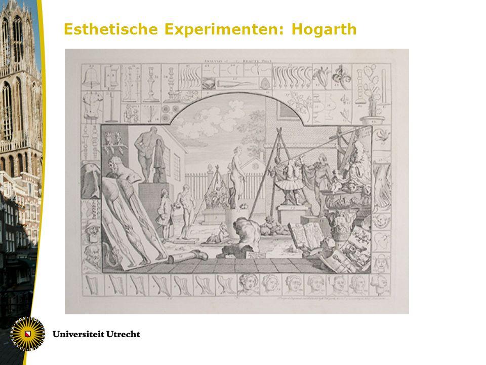 Esthetische Experimenten: Hogarth