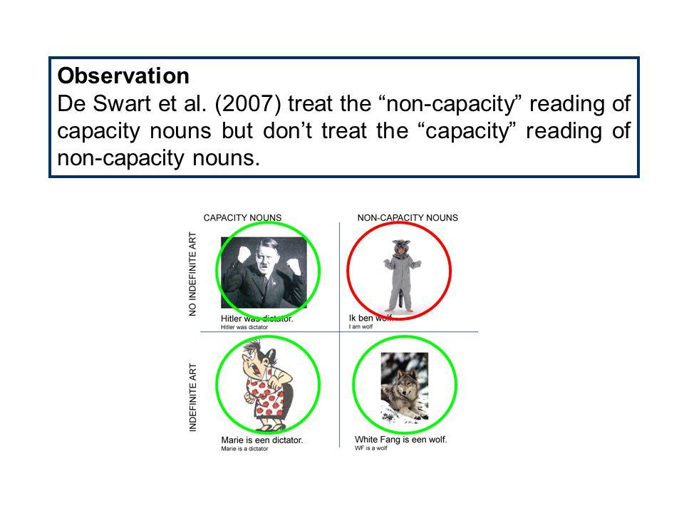 Observation De Swart et al.