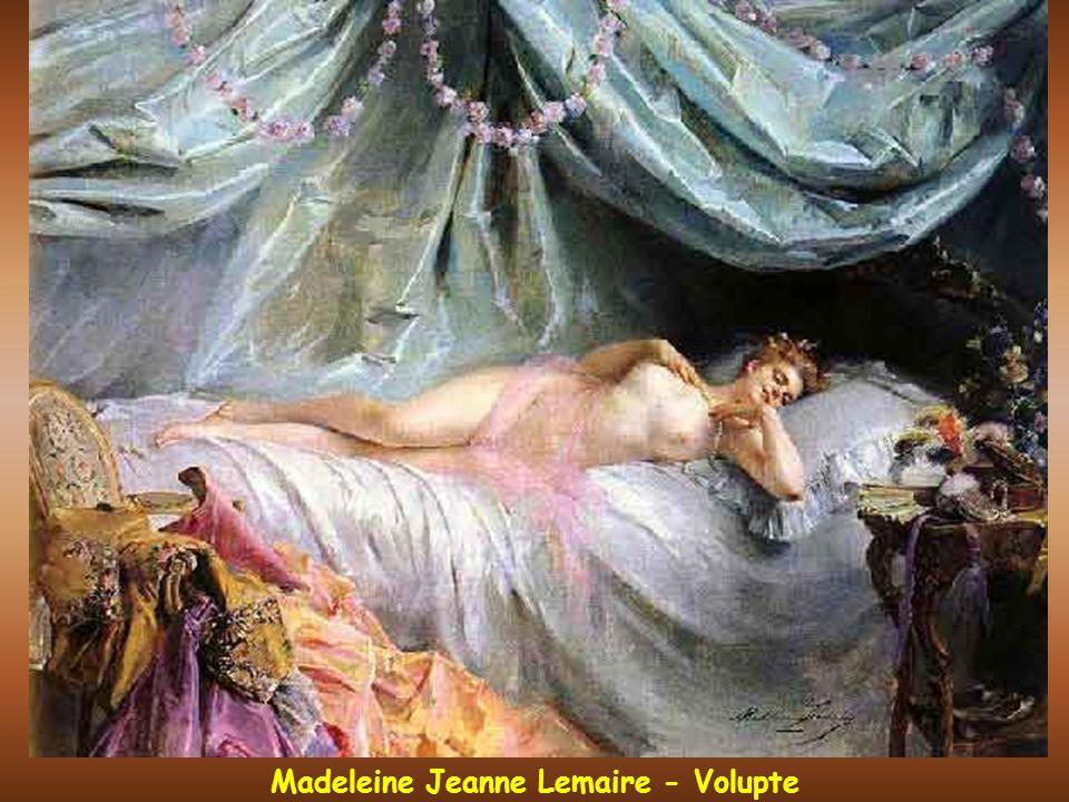 John White Alexander,c1900 Portrait Mrs.Herman Duryea