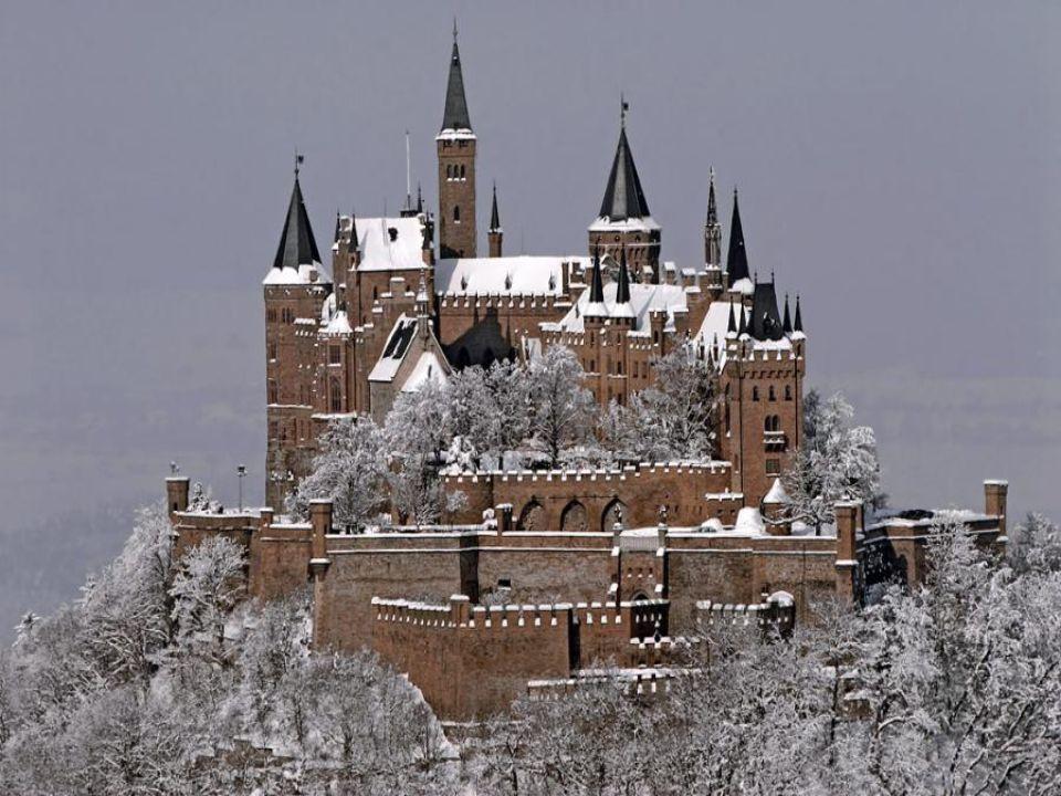 Die Burg Hohenzollern, Germany