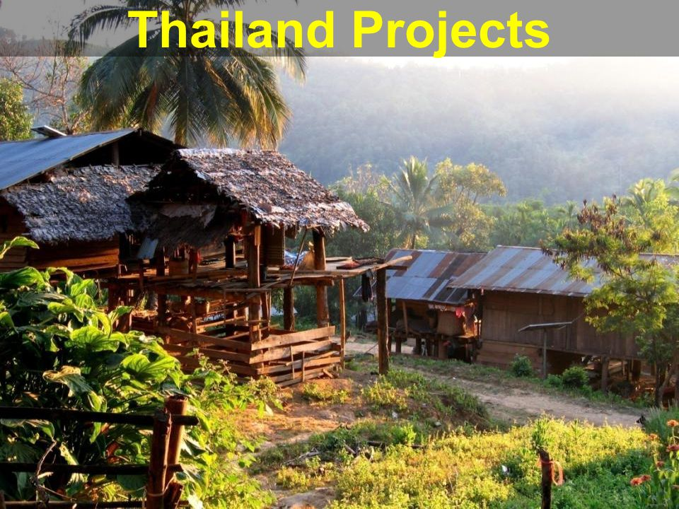 Border Green Energy Team Solar electricity for >50 medical clinics for internally displaced inside Burma