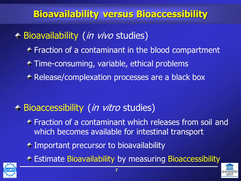 8 Part 1 In vitro methods of the human gut to study lead (Pb) bioaccessibility