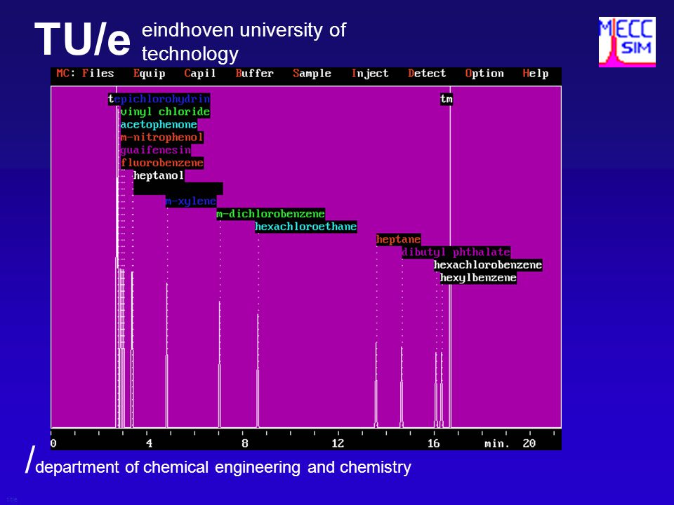 TU/e eindhoven university of technology / department of chemical engineering and chemistry title