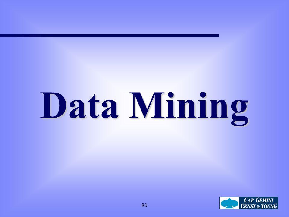 80 Data Mining