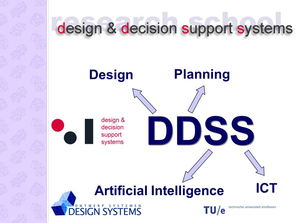 DDSS Design Planning Artificial Intelligence ICT