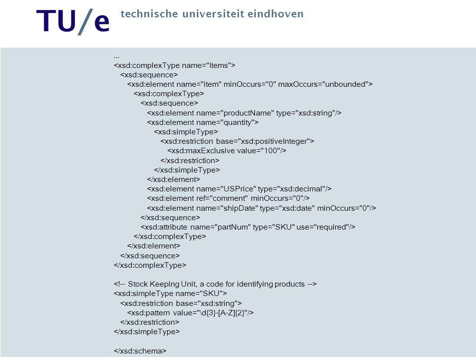 TU/e technische universiteit eindhoven...